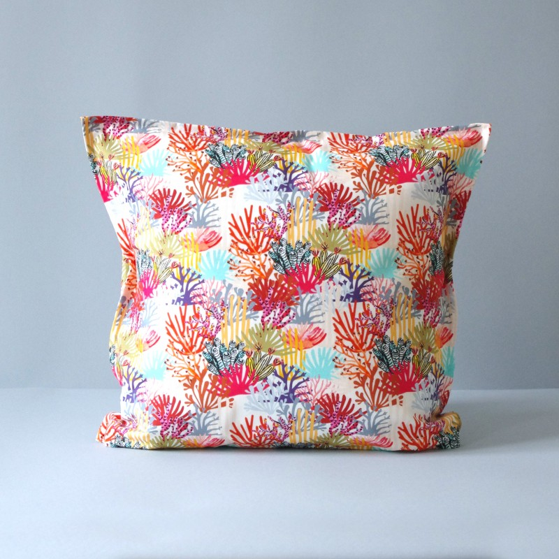 Coussin Le Grand Dauphin - Corail